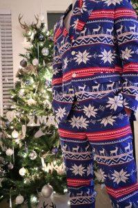 Kerstpak voor mannen hoe draag je die opposuits