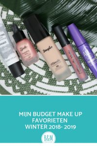 Budget Make Up Favorieten budget make up review Tips winter 2018 2019