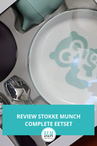 Stokke Munch Complete review eetset
