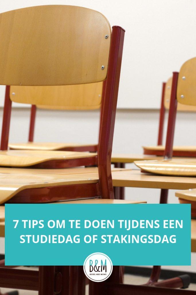 7 tips om te doen met je kind tijdens een studiedag of stakingsdag