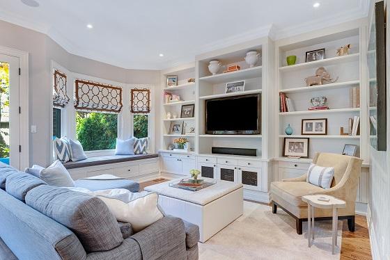 Optimaal benutten van de ruimte in je huis