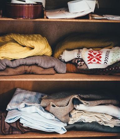 Rommel in de kledingkast - optimaal benutten van de ruimte in je huis