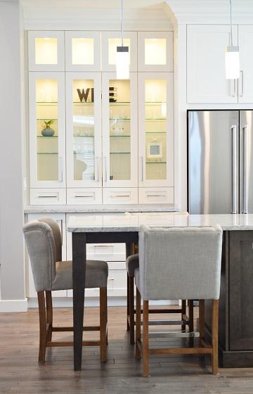 Ruimte optimaal benutten in je huis - keuken