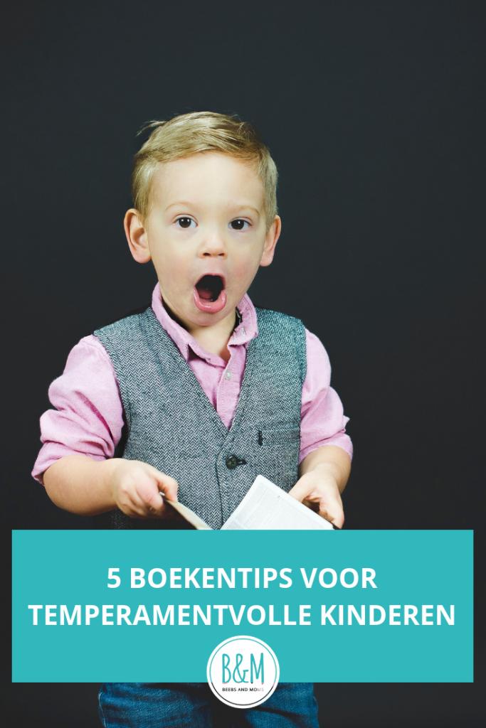 5 boekentips voor temperamentvolle en hooggevoelige kinderen