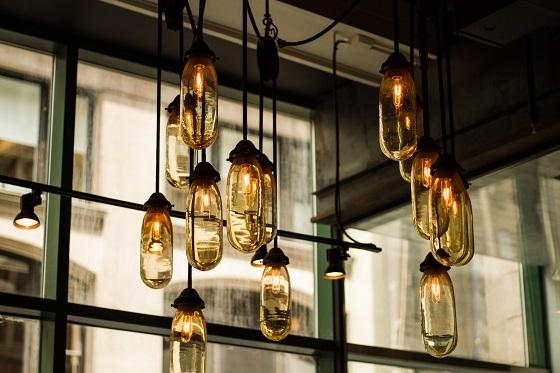 Industrieel wonen verlichting - Industriele verlichting