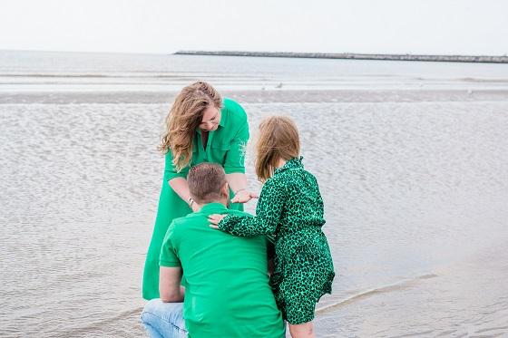 Fotoshoot met het gezin op het strand tips