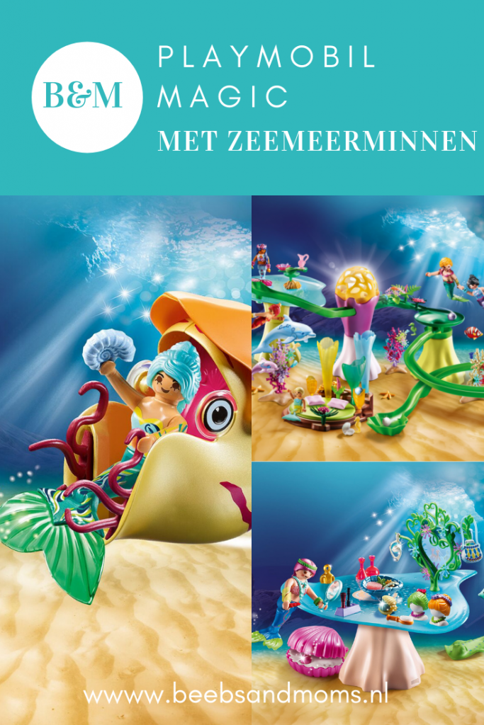 PLAYMOBIL Magic met Zeemeerminnen