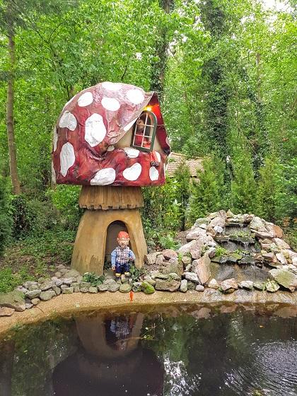 Sprookjeswonderland - low budget en gratis uitjes in Noord Holland