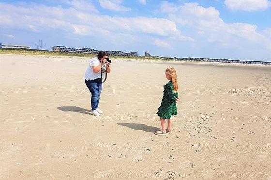Tips voor een fotoshoot met het gezin