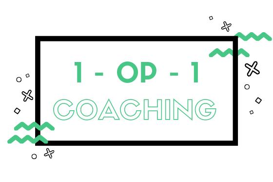 1- op - 1 coaching
