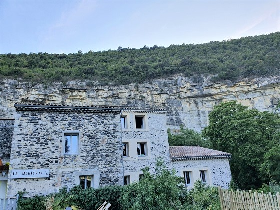 Camping Le Medieval Ardeche Frankrijk Glamping