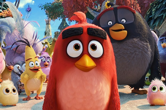 Review Angry Birds 2