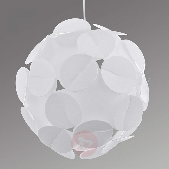 hanglamp boven de eettafel