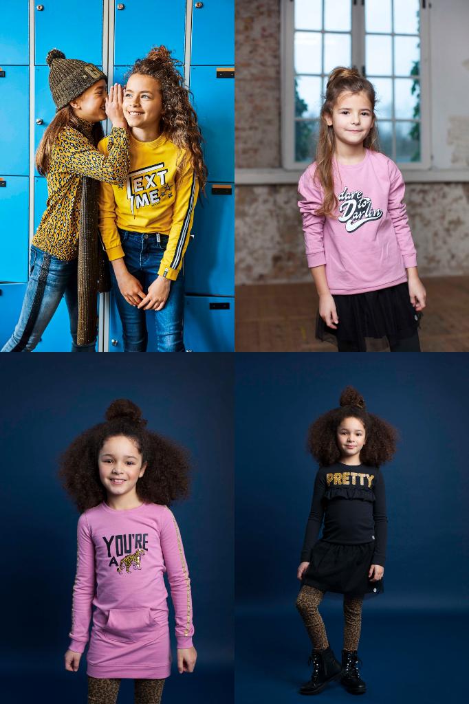 kledingtrends voor meisjes