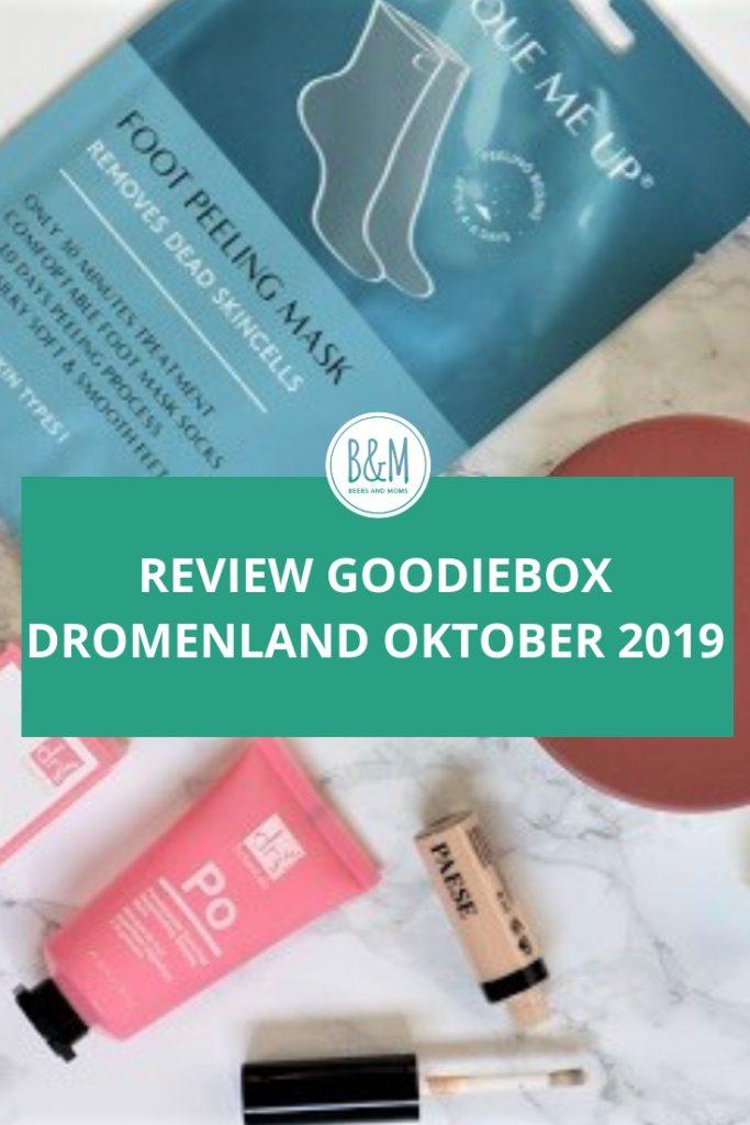review goodiebox dromenland oktober 2019