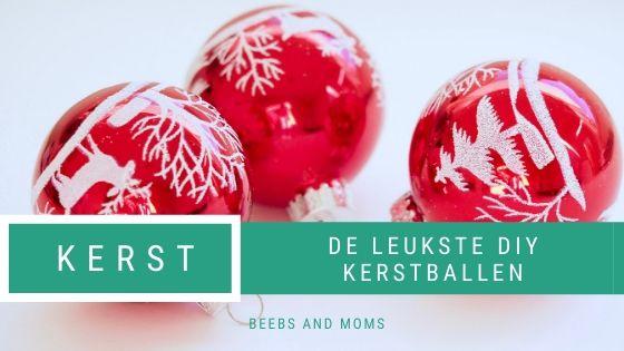 De leukste DIY kerstballen om zelf te maken
