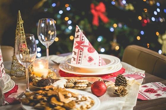 tips voor het kerstdiner