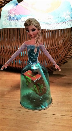 Traktatie met Elsa