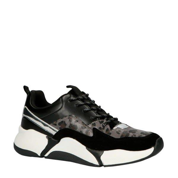 budget dad sneakers zwart
