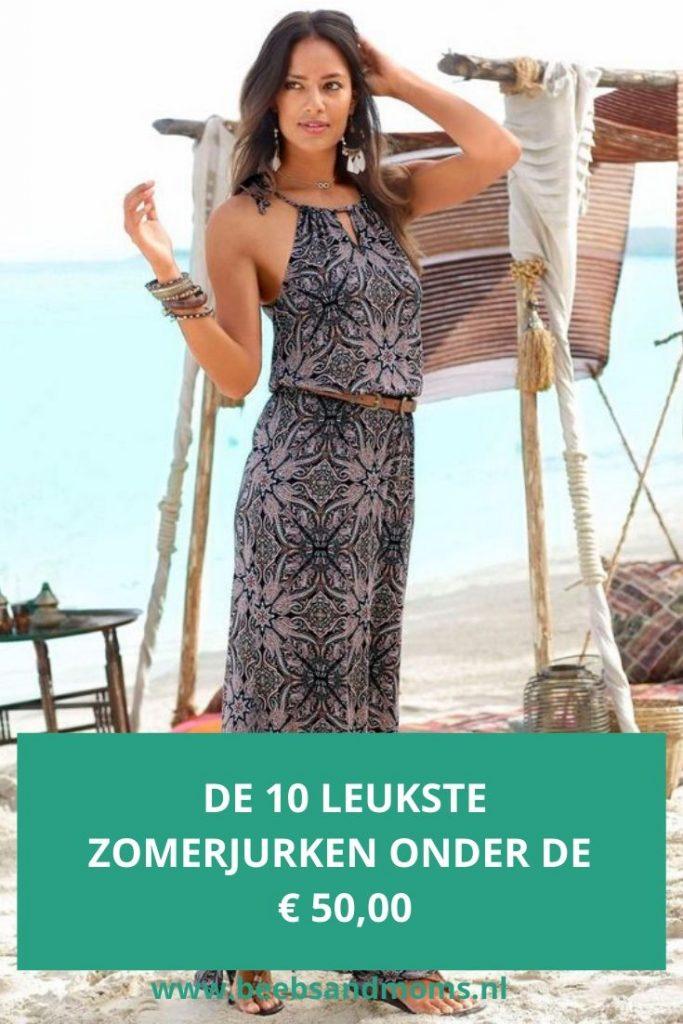 10 zomerjurken onder de € 50