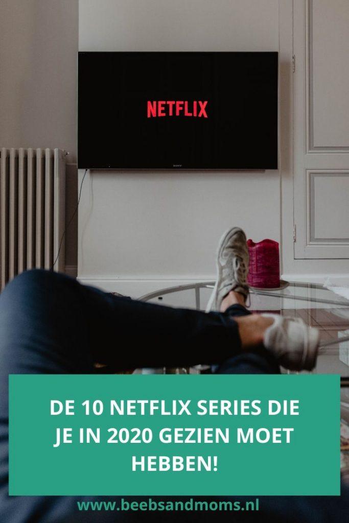 De beste Netflix series in 2020