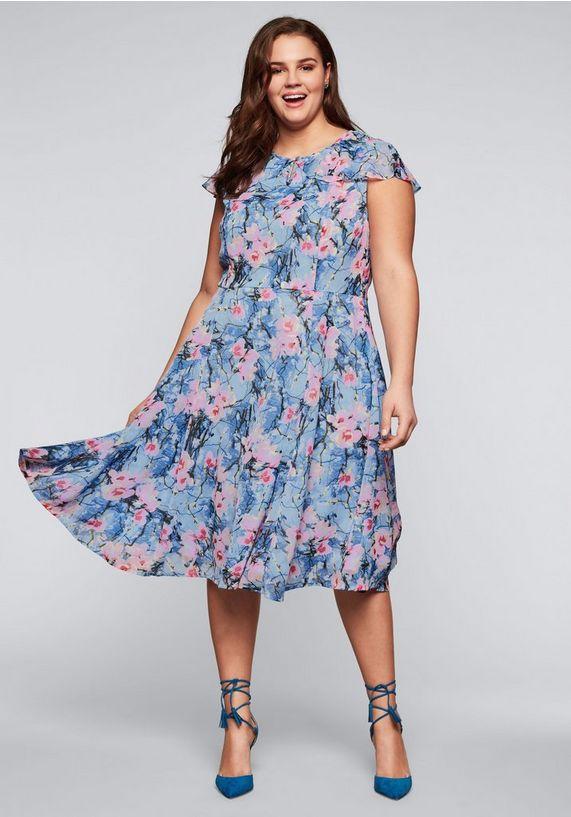 jurk voor de zomer grote maten