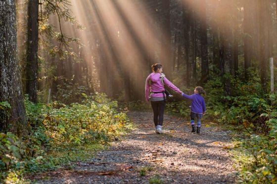 5 leuke manieren op buiten actief te zijn met je kind