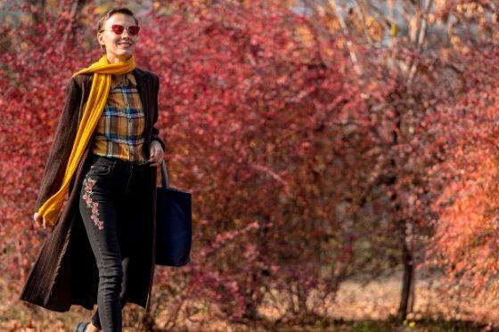 outfit inspiratie voor de herfst