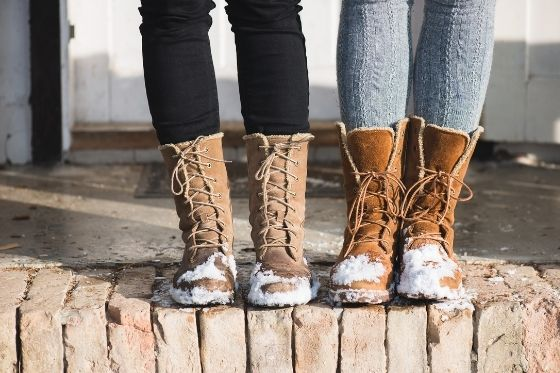 Je schoenen onderhouden in de herfst en winter doe je zo