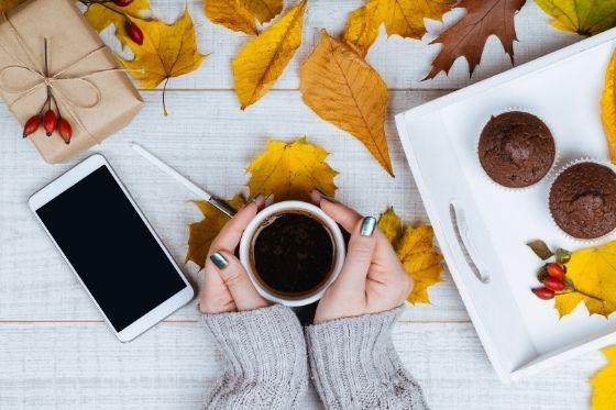 de dingen die leuk zijn aan de herfst - herfst tag voor bloggers