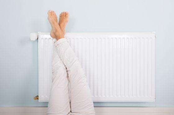 oude radiator vervangen of verwijderen