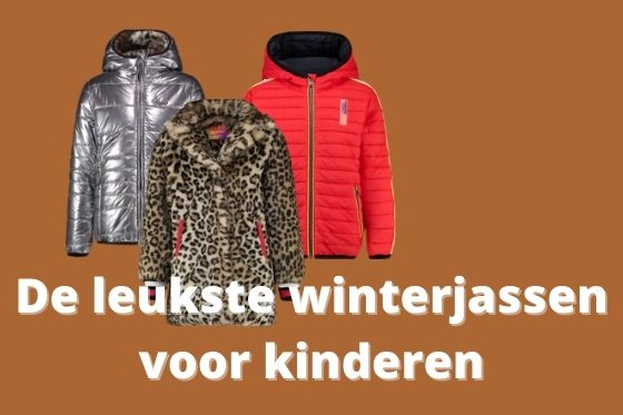 winterjassen kinderen winter 2020