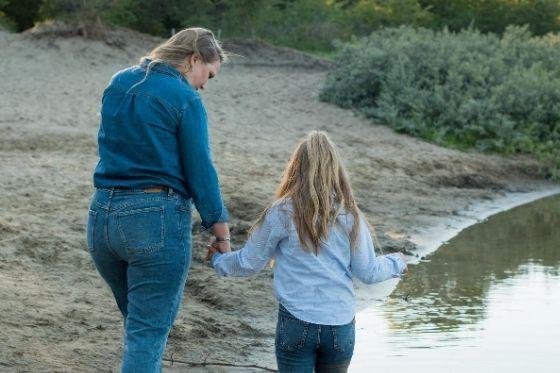 Brief aan Evi - mijn dochter 8 jaar