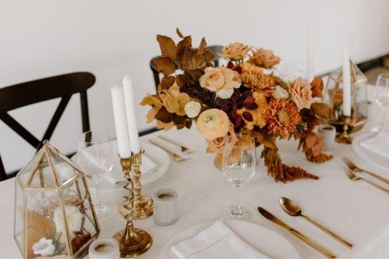 Vier originele manieren om je tafel te dekken!