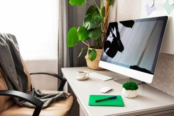 Hoe kun je het beste je home office inrichten