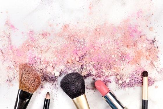 Het geheim van een mooie make-up De juiste kwasten
