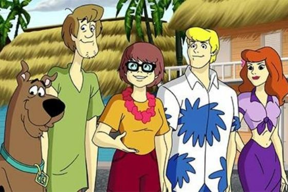 Boomerang de wereld rond met Scooby-Doo