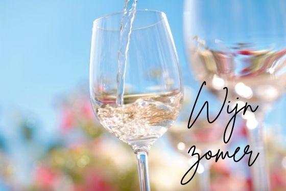 5 frisse wijnen voor warme zomerse dagen