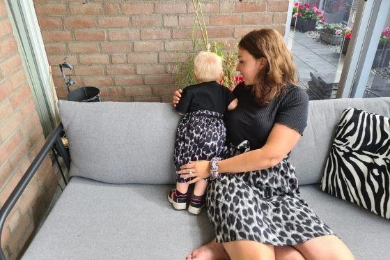 Beebs and Moms Larissa Blogger
