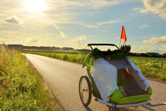 5 redenen om een fietskar van Croozer aan te schaffen