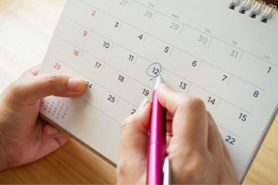 Een fotokalender voor het gezin maken
